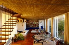 Cape Town architect Gabriel Fagan's home is a testament to his sensitive approach to vernacular architecture.