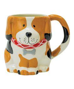 Love this Dog Mug on #zulily! #zulilyfinds