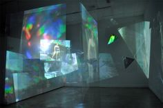 REFLECTION, REFRACTION, PROJECTION   ELA BOYD