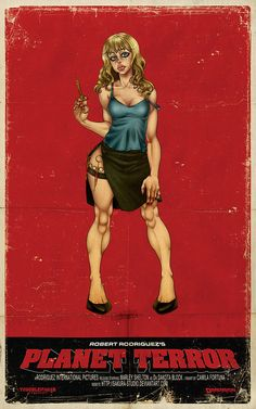 yi Pin Up Art, Horror Movies, Planets, Wonder Woman, Deviantart, Superhero, Lady, Studios, Movie Posters