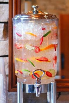 Spa water....If you read this article you'll discover that diet soda triggers insulin, which sends your body into fat storage mode and leads to weight gain not weight loss, increases risk of metabolic syndrome and diabetes, is associated with depression and increases your risk for cardiovascular disease. These are all risk factors for #PCOS as it is. If you are serious about healing and managing your PCOS, crowd out diet soda with fruit infused water and sparkling mineral water.