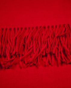 Kaschmir Decke rot Ceilings, Cashmere, Red