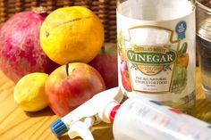 5 astuces pour enlever les pesticides des fruits et légumes