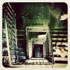 Berlin. Stairs. 2012.