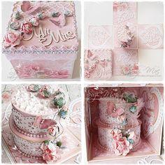 "Suzi Mac Creations : Scrap & Craft DT #12 ""Weddings"""