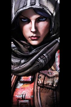 Athena Borderlands Tattoo, Tales From The Borderlands, Handsome Jack, Pop Art Girl, Character Creation, Cosplay, Nerdy Things, Pool Ideas, Videogames