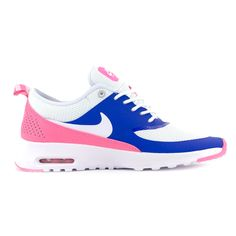 NIKE AIR MAX THEA (GAME ROYAL/PINK GLOW)