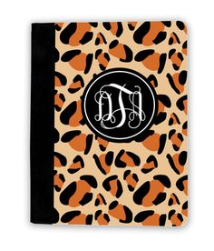 Leopard iPad Cover
