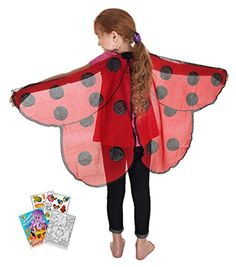 Douglas Toys Dreamy Dress-Ups 50566 Red Ladybug Wings with Coloring Book Douglas Toys http://www.amazon.com/dp/B00JQEW6JY/ref=cm_sw_r_pi_dp_EE39vb0Q074YS