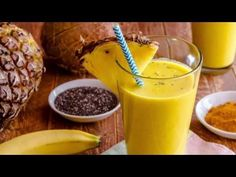 4 Super-healthy Turmeric Smoothie Recipes For Overall Health