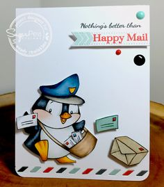 SugarPea Designs Happy Mail by Wendy Ramlakhan copy