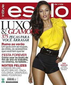 Edição 87 - Dezembro de 2009 - Taís Araújo