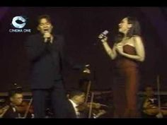 Kuh sings Ikaw with Martin Nievera