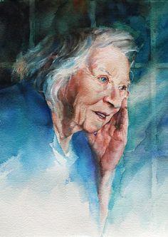 Painting-Peggi Habets Studio: Recollection