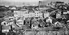 Irish Hill, today San Francisco's Dogpatch (ca. 1890s)