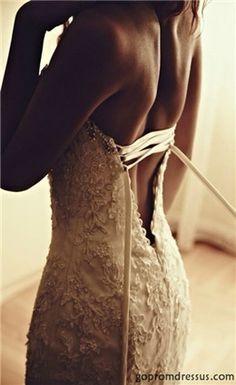 corset back lace wedding dress Ivory Lace Wedding Dress, Wedding Dresses Uk, Cheap Wedding Dress, Bridal Gowns, Lace Dress, White Dress, Perfect Wedding, Dream Wedding, Wedding Day