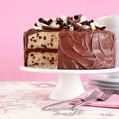Chocolate Chip Cake | Recipes I Need