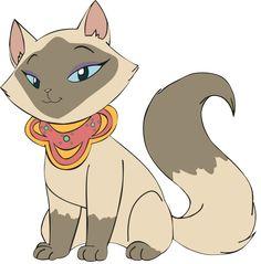 sagwa the siamese cat   deviantART: More Like Sagwa by =kittytwink
