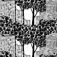 Katve Fabric by Fokus Fabrik Textile Pattern Design, Textile Patterns, Fabric Design, Print Patterns, Surface Pattern, Surface Design, Conversational Prints, Multiple Images, Art Textile