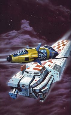 From Hardware: The Definitive Works of Chris Foss