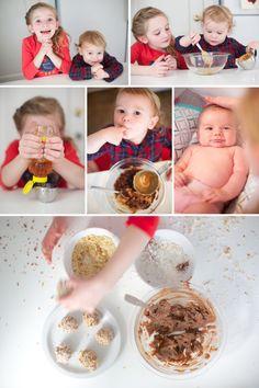 gluten/dairy free healthy chocolate truffles