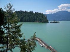 Harrison Lake, Harrison Hot Springs, British Columbia