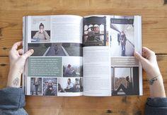 kinfolk magazine design layout - Google Search