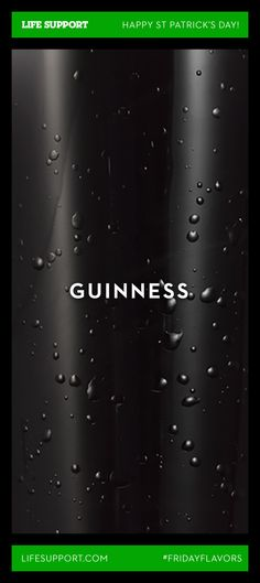 guinness valentine's day ad