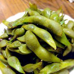 黒枝豆の季節です☻ 毎年この時期が楽しみ - 112件のもぐもぐ - 黒枝豆✨ by mimi05