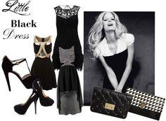 """Little Black Dress"" by ramissa on Polyvore"