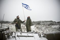 Stand for Israel | Photo Friday: Winter in Israel