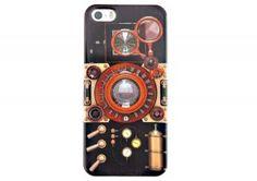 Steampunk Retro Lens Aperture iphone4/4s/5/5s/5c Case Sale