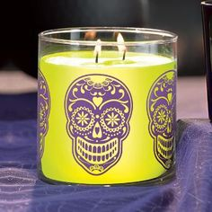 Halloween is here at PartyLite!