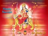 Today we came aross to sharing the latest collections of Happy Navratri 2013 Images, Wallpaper & Pictures Of Durga Maa from which you can set on your desktops, laptops and on your PC.