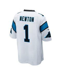 Nike Men s Cam Newton Carolina Panthers Limited Jersey Sports Fan Shop 46a777629