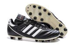 premium selection cdb96 56bea 2015 Adidas Kaiser 5 Liga FG Fußballschuhe schwarz weiß - Emma Jones -   adidas