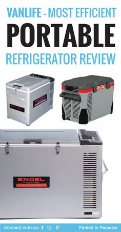 I want to get an Engel refrigerator for my next van build! I love the fact that it is the most efficient portable refrigerator on the market and will run off my solar panel setup! This would be perfect for an RV, camper or vanlife kitchen setup! via @parkedinparadise