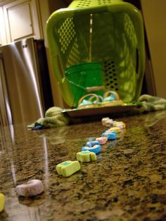 The only way to catch a leprechaun this St. Patrick's Day is with Lucky Charms!