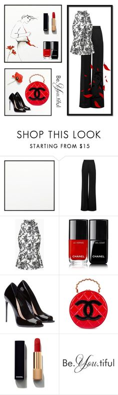 """""""Be You-tiful"""" by kim-mcculley ❤ liked on Polyvore featuring By Lassen, Roksanda, Garance Doré, Chanel and WALL"""