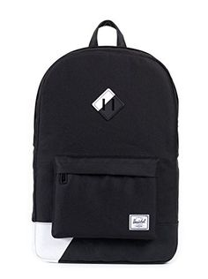 e9bfd91231d Herschel Supply Co Heritage BlackBlackWhite Print One Size ** Check this  awesome product by going
