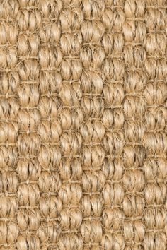 Madagascar sisal rug in Tupelo colorway, by Merida.