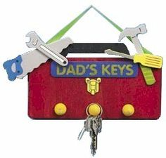 Key Holder for Dad
