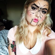 I love this look from @Sephora's #TheBeautyBoard http://gallery.sephora.com/photo/broken-doll-17953