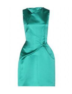#rolandmouret - zonda satin dress