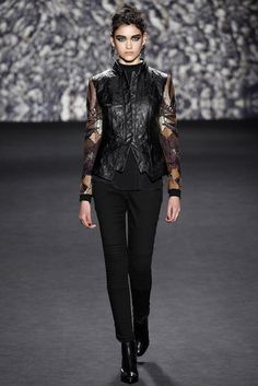 Nicole Miller FALL/WINTER 2014-2015