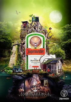 Jägermeister Medley on Behance