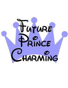 Disney T-Shirt Future Prince Charming Personalized Custom Iron on Transfer Decal(iron on transfer, not digital download) on Etsy, Owen