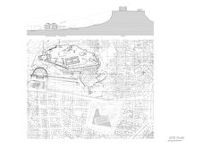 Image 21 of 25 from gallery of New Acropolis Museum / Bernard Tschumi Architects. site plan