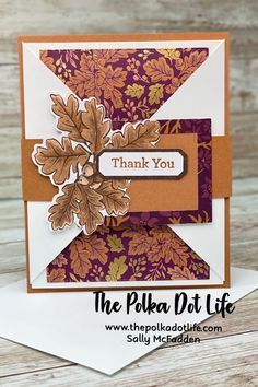 Fancy Fold Cards, Folded Cards, Fall Paper Crafts, Leaf Cards, Christmas Minis, Thanksgiving Cards, Fall Cards, Card Tutorials, Card Sketches