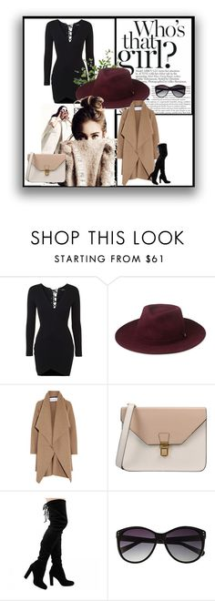 """Bez naslova #5"" by mery66 ❤ liked on Polyvore featuring Topshop, Whistles, Harris Wharf London, 8, Vince Camuto and Diane James"